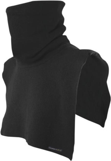 Black - Schampa Fleece Tall Neck Dickies Neck Warmer