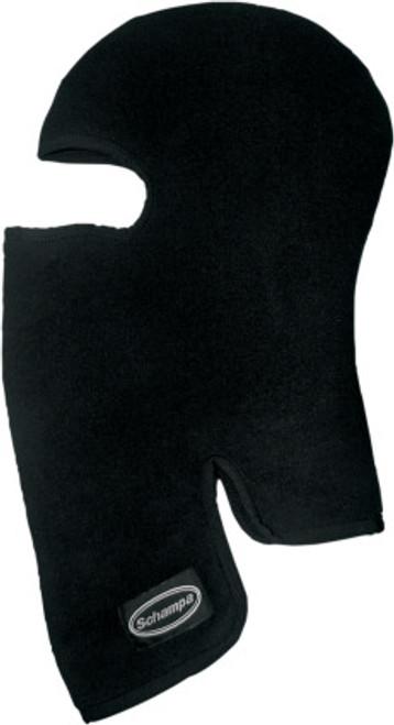 Black - Schampa Fleece Pharaoh Balaclava