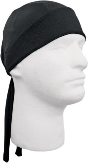 Black - Schampa Coolskin Headwrap