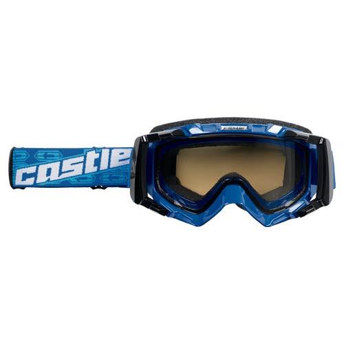 Blue - Castle Stage OTG Snow Goggle
