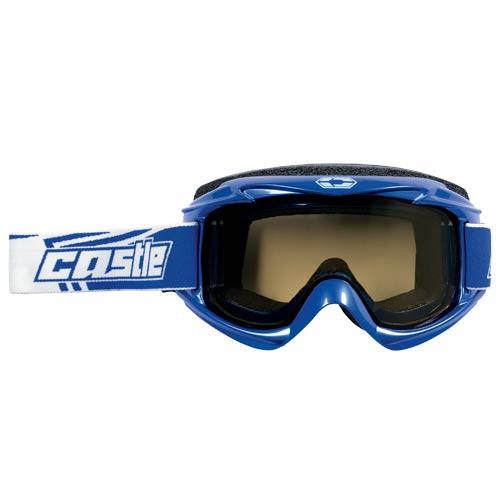 Dark Blue - Castle Launch Snow Goggle