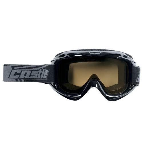 Black - Castle Launch Snow Goggle