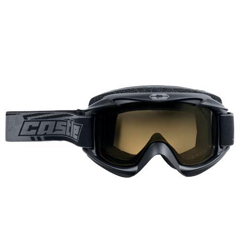 Matte Black - Castle Launch Snow Goggle