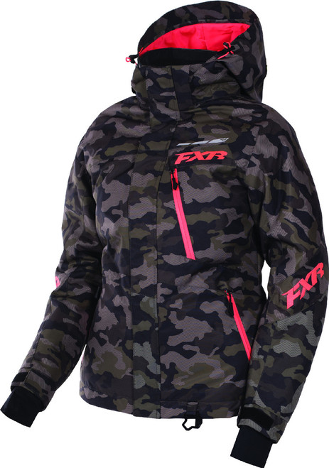 FXR Womens Fresh Insulated Jacket 2017