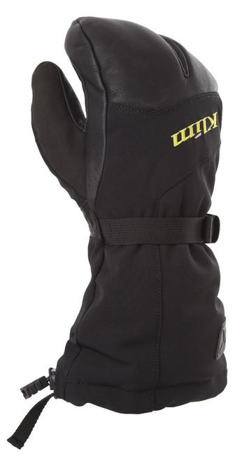 Klim Tundra Split Finger Waterproof/Insulated Snowmobile Gloves 2017