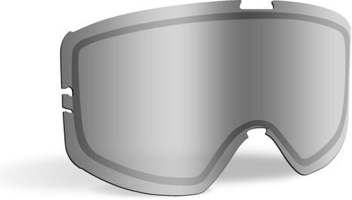 Chrome Finish/Yellow Tint - 509 Kingpin Replacement Lens