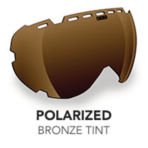 Polarized Bronze - 509 Aviator Replacement Lens