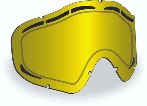 Maxvent Polarized Yellow Tint - 509 Sinister X5 Replacement Lens