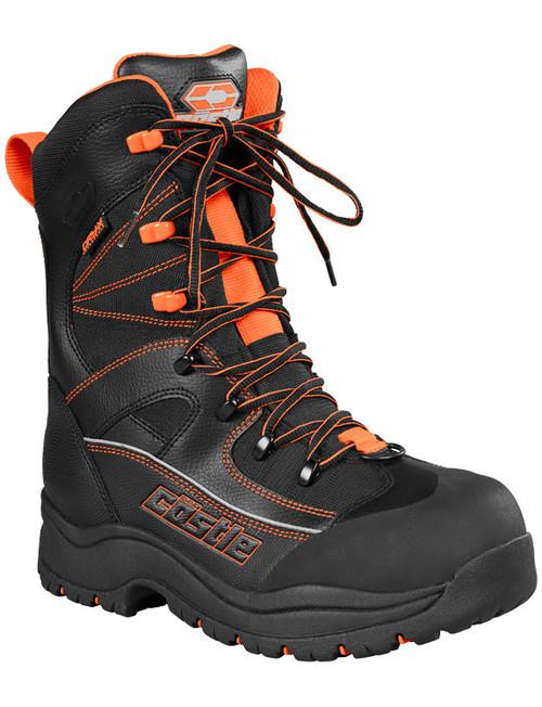 Mens  - Orange/Black - CastleX Force 2  Boots