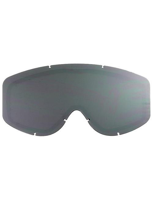 Adult  - Mirror Silver - CastleX Force & Force SE  Replacement Dual Lens