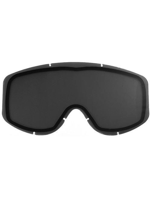 Adult  - Smoke - CastleX Stage & Launch  Replacement Lens