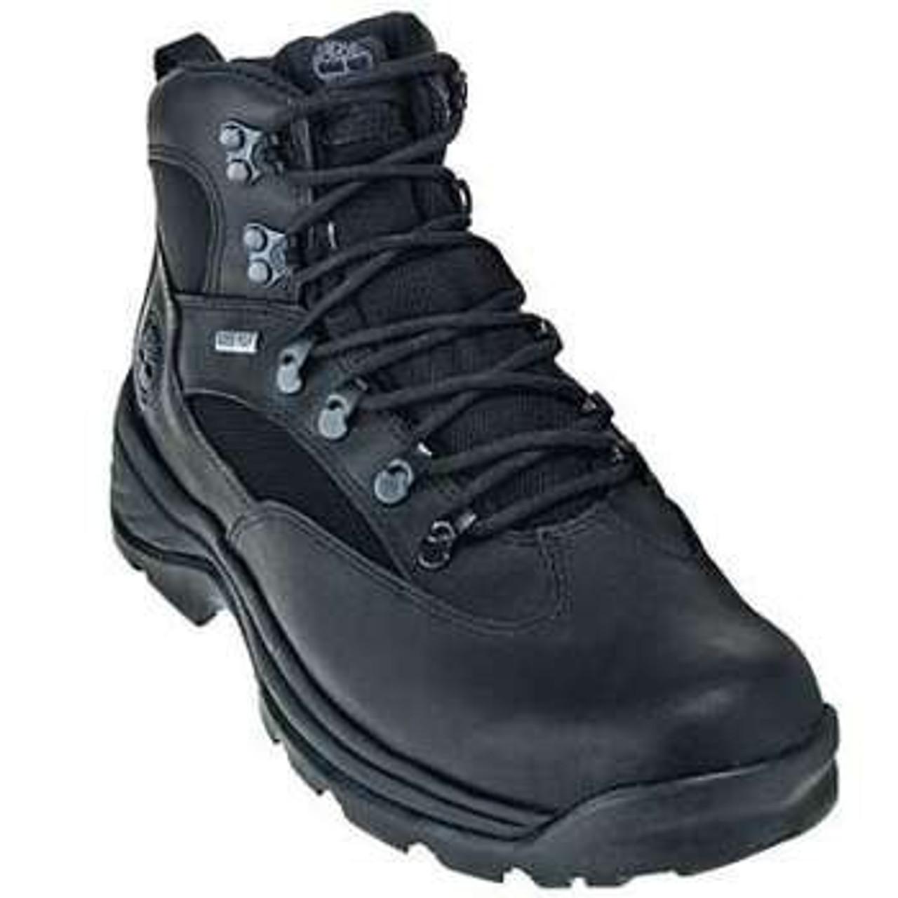 aguacero No esencial Corteza  Timberland Chocorua Boot Black