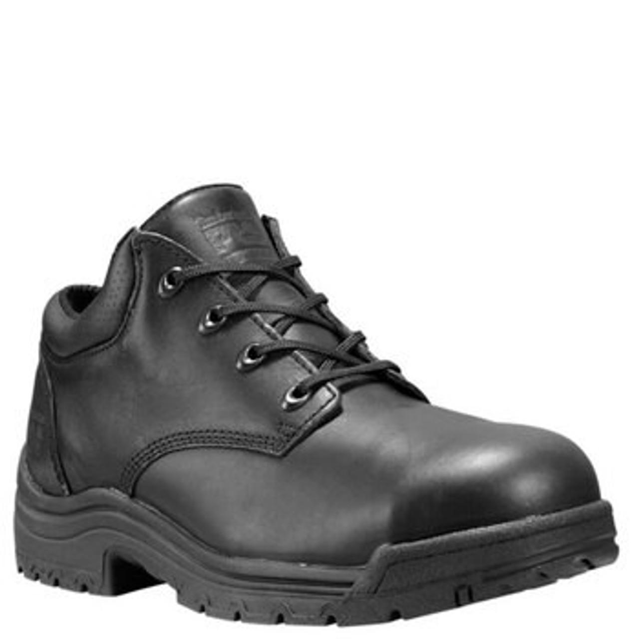 485900bc3ea Timberland Pro Titan Safety Toe Shoe Black 40044