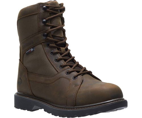 "8ee2aec8667 Wolverine Fulton 6"" Boot"