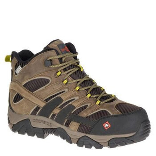052ef40202 Merrell Work Moab 2 Vent Mid Wp Boot 15765