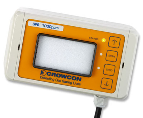Crowcon F-Gas Detector R407C 0-1000ppm | Gas Monitor Point