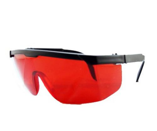 Laser Methane enhancement glasses