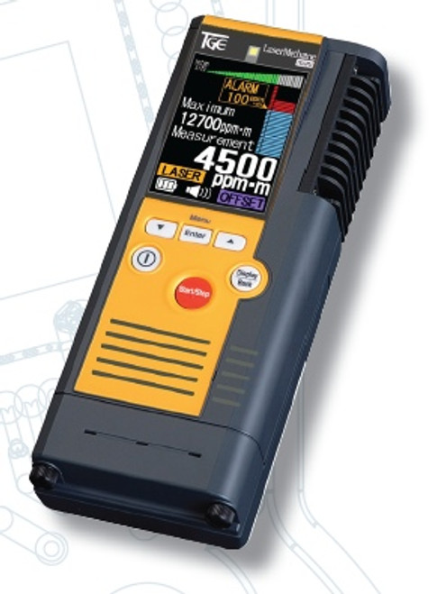 Laser Methane Mini 36 Month extended warranty (extra 2 years from standard 1 year)