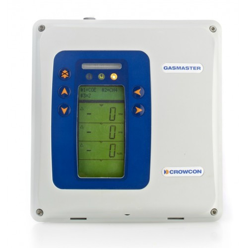 Crowcon Gasmaster 4 with Communications Port. Marine approved.
