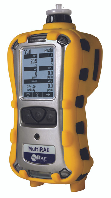 RAE MultiRAE Advanced 6 Gas Monitor (Model PGM-6228) Multi Gas Detector