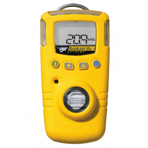 Single gas oxygen monitor for hire