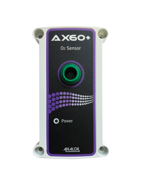 AX60+ Sensor unit face on