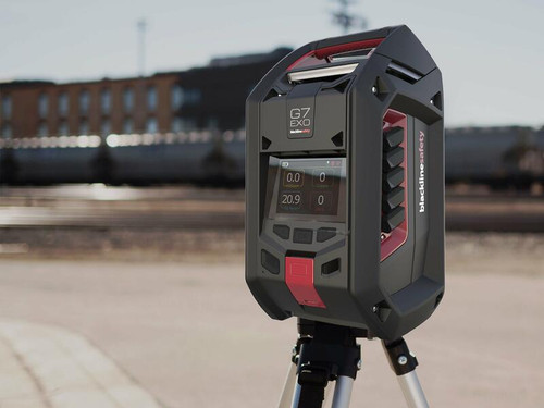 G7 EXO Area Monitor on Tripod