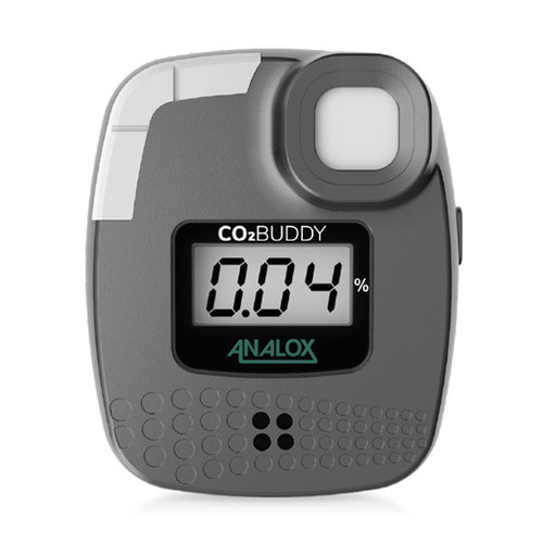 Analox CO2 Buddy front view