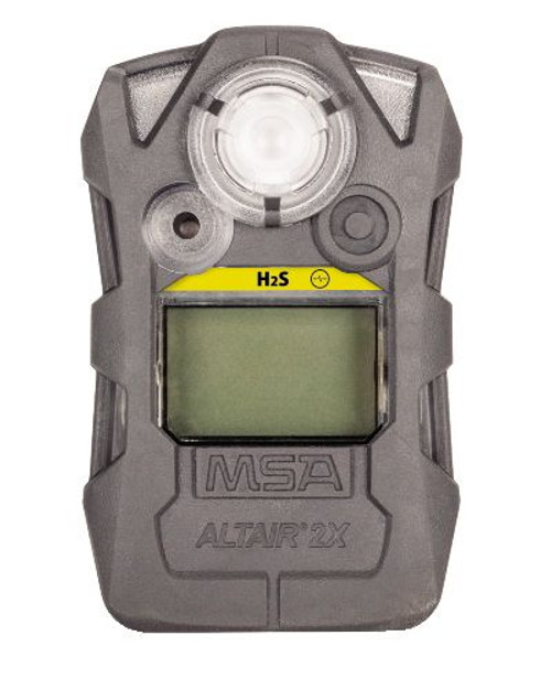 MSA ALTAIR 2XP Gas Detector H2S, Charcoal