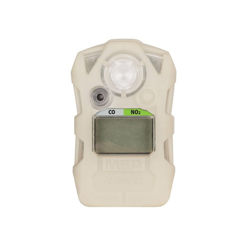 MSA ALTAIR 2XT Gas Detector, CO/NO2, Glow-in-the-dark