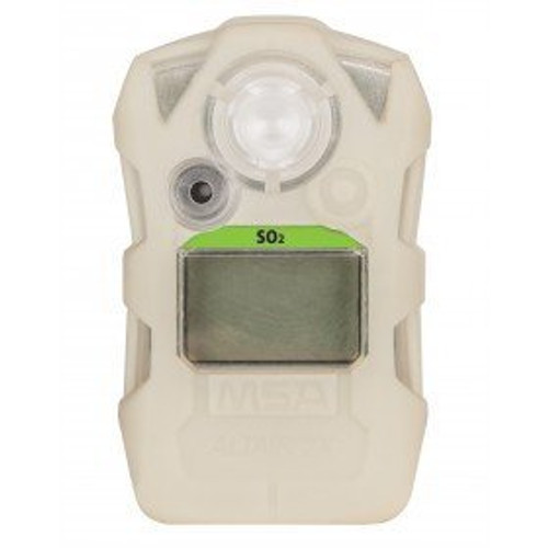 MSA ALTAIR 2X Gas Detector, Sulphur Dioxide SO2, glow-in-the-dark