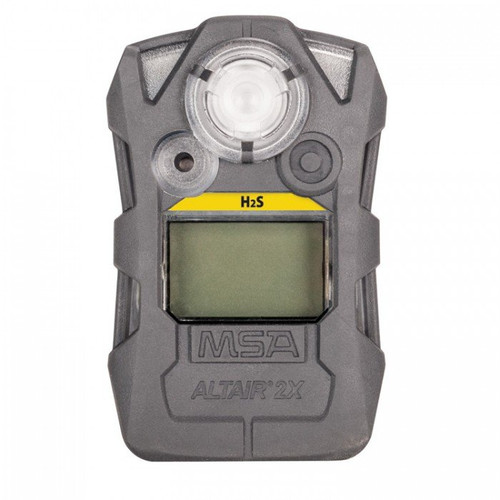 MSA ALTAIR 2X Gas Detector, Hydrogen Sulphide (H2S), Charcoal