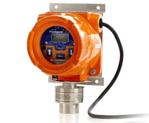 Crowcon Flamgard Plus flameproof (Ex d) pellistor based gas detector