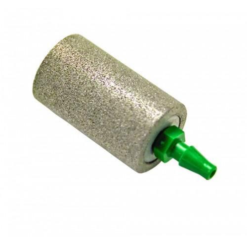 Metallic sintered particulate filter