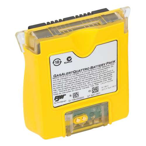 Rechargeable battery pack - yellow