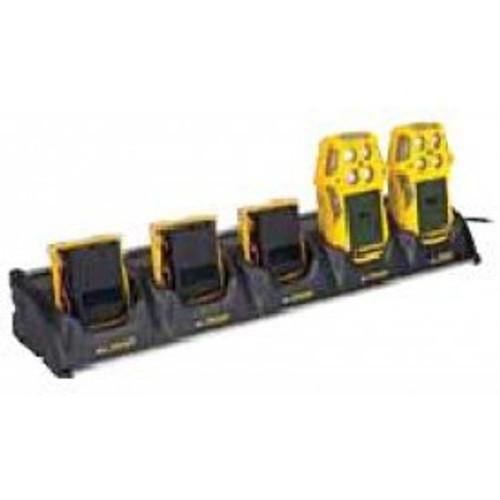 Multi-unit (five) cradle charger