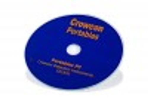 Gasman portables PC Software CD
