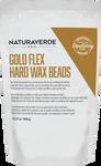 Naturaverde Gold Flex Hard Wax Beads