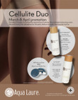 Aqua Laure Cellulite Duo with Circadia Cryogel and Tonik Detox & Firming Veil with FREE Roller