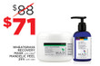 Purchase M.A.D Skincare Mandelic 25% Peel with CDB AND Wheatgrass Mask Receive 20% OFF