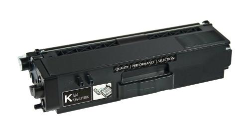 Brother TN-315/TN-310 (TN315BK) High Yield Black Laser Toner Cartridge (Compatible)