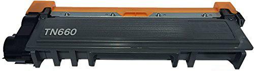 Brother TN-660/TN-630 (TN660/TN630) High Yield Black Laser Toner Cartridge (Alternative Replacement)