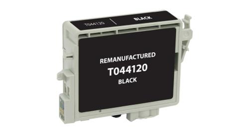 Epson T0441 (T044120) Black Ink Cartridge (Remanufactured)