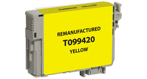 Epson T0994 (T099420) Yellow Ink Cartridge (Remanufactured)