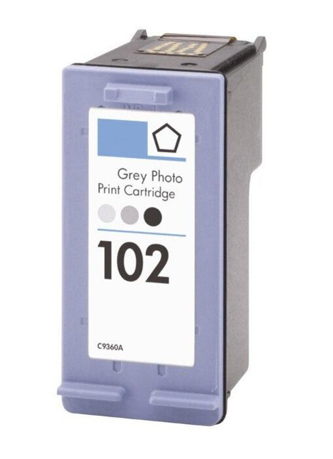 LAinks Replacement for HP 102 C9360AN Photo Gray Ink Cartridge HP_102