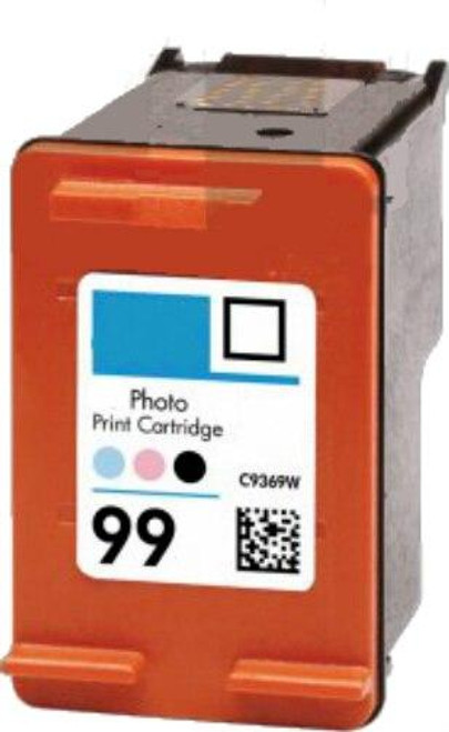 LAinks Replacement for HP 99 C9369WN Photo Color Ink Cartridge HP_99