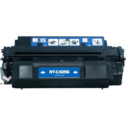 LAinks Replacement for HP 96A C4096A Black Laser Toner Cartridge HP_C4096A