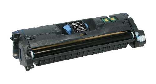 LAinks Replacement for HP 121A C9700A Black Laser Toner Cartridge HP_C9700A