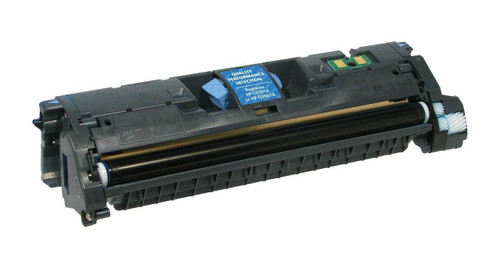 LAinks Replacement for HP 121A C9701A Cyan Laser Toner Cartridge HP_C9701A