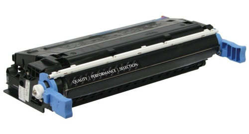 LAinks Replacement for HP 641A C9720A Black Laser Toner Cartridge HP_C9720A